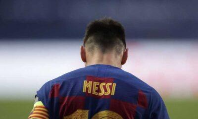 Messi'nin Barcelona'daki günlük maaşı 386 bin euro