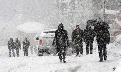 Meteoroloji 69 kenti sarı ve turuncu kodla uyardı! Yoğun kar, fırtına, buzlanma, zirai don...