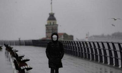 Meteoroloji illeri sıraladı ve uyardı! Sağanak yağmur, kar yağışı...