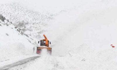 Meteoroloji kuvvetli yağış, su baskınları ve çığlara karşı uyardı