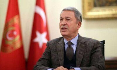 Hulusi Akar'a 'Atatürk'ün adı neden çıkarıldı?' sorusu