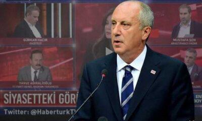 Muharrem İnce'nin CHP'den istifa etmeme şartı belli oldu