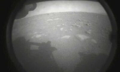 NASA kaşifi Perseverance, başarıyla Mars yüzeyine indi