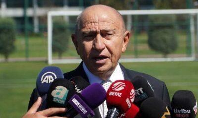 Nihat Özdemir, derbide edilen küfürlerle ilgili açıklama yaptı