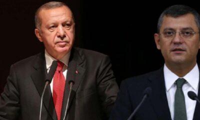 """Özgür Özel'den Erdoğan'ın """"Terbiyesiz herif"""" sözlerine çok sert yanıt"""