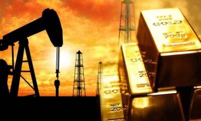 Petrol ve altın fiyatları yükseldi