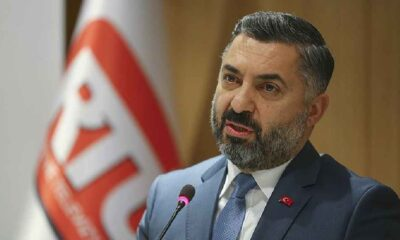 RTÜK Başkanı Şahin'den Boğaziçi tehditi