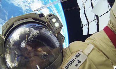 Rus kozmonot: Yaralar uzayda daha çabuk iyileşiyor