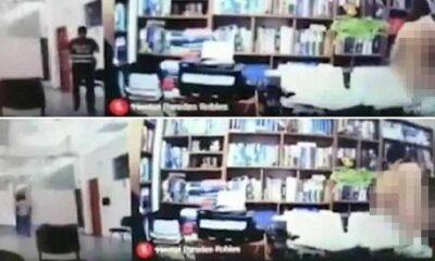Sanal duruşmada kamerayı açık unutan avukat, müvekkiliyle cinsel ilişkiye girerken yakalandı