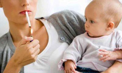 Sigara dumanına maruz kalan çocuklarda yüksek tansiyon riski artıyor