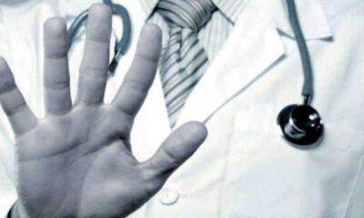 Son 5 yılda bin 811 kişi sağlıkta şiddet nedeniyle hapis cezası aldı