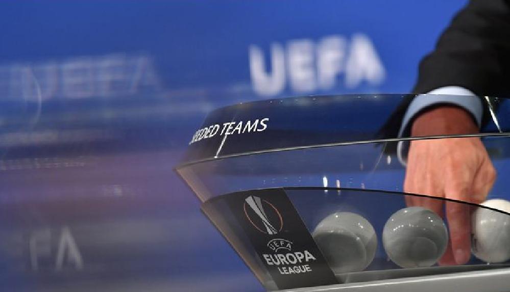 UEFA Avrupa Ligi son 16 turu kurası bugün çekilecek