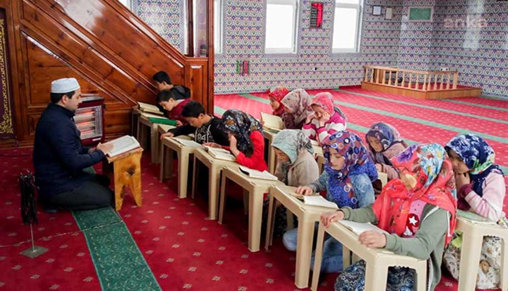 Valiliklerden Kur'an kurslarında yüz yüze eğitim izni