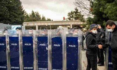 Valilik'ten yeni açıklama: Gözaltına alınan 159 kişiden 102'si Boğaziçi Üniversitesi öğrencisi değil