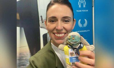 Yeni Zelanda Başbakanı havalimanında unutulan oyuncak tavşanın sahibini bulmak için çağrı yaptı