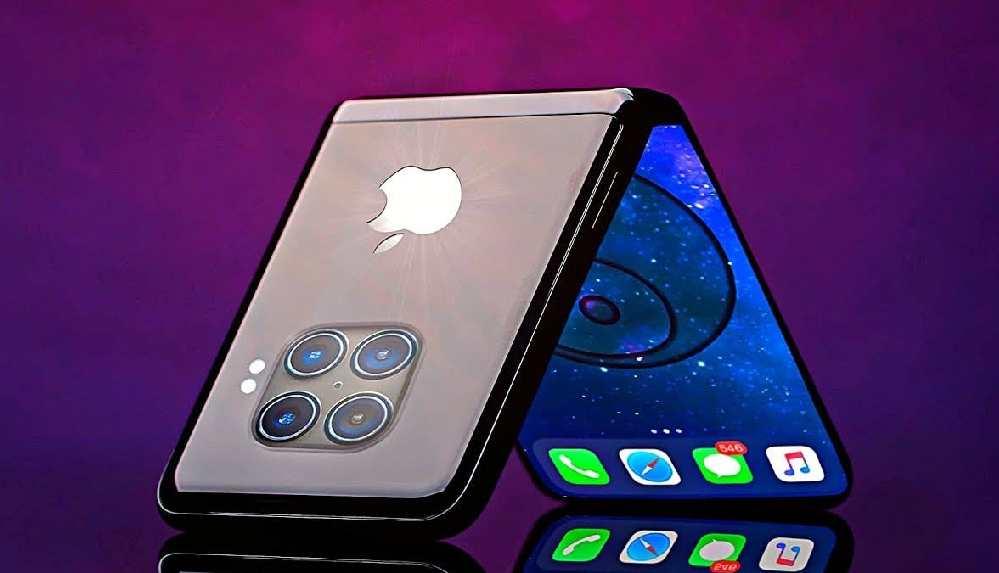 Yeni nesil katlanabilir iPhone 2023'te tanıtılabilir