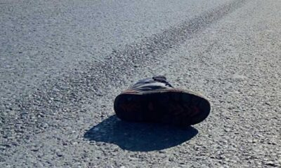 Yola çıkan köpeği kurtarmak isteyen 8 yaşındaki çocuğa araba çarptı... Sürücü bırakıp kaçtı!