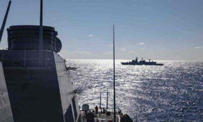 Yunan F-16'lardan Türk gemisine taciz!