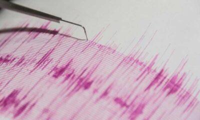 Japonya'nın Fukuşima eyaletinde 7.1 büyüklüğünde deprem
