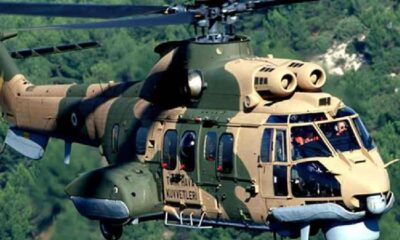 11 askerin şehit olduğu helikopter sabıkalı çıktı