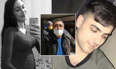 5 aylık hamileyken Anıl Yolum tarafından öldürülen Sezen Ünlü'nün babası: Şikayetçi olmuştuk, adamı tutuklamadılar