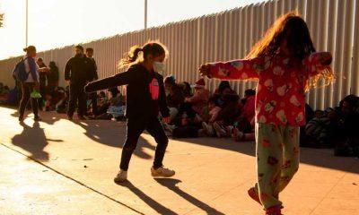 ABD sınırında gözaltında tutulan refakatsiz çocuk sayısı 5 bini aştı