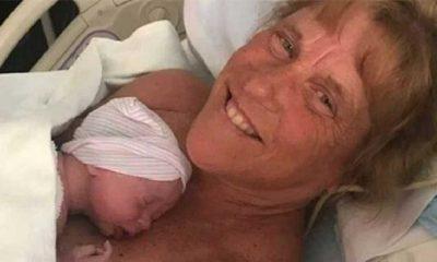 ABD'nin en yaşlı annesi oldu