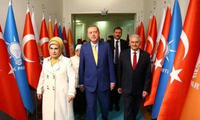 AKP MYK belli oldu: Binali Yıldırım Genel Başkanvekili