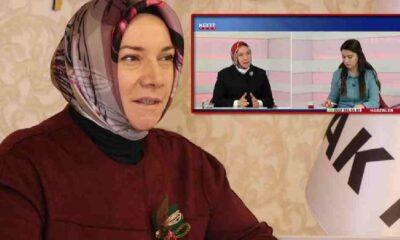 """AKP'li Nergis: """"Erkek ölümleri 12 kat fazla"""""""