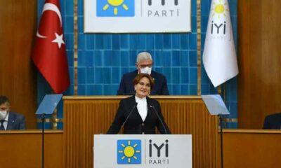 İYİ Parti lideri Akşener: Erdoğan'ın becerikli ellerinde memleket bir kayıplar ülkesi oldu