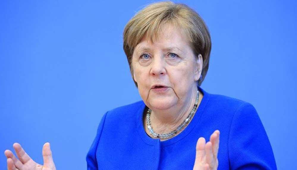 Almanya Başbakanı Merkel: Türkiye'nin AB'ye üye olmasını beklemiyorum
