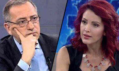 """Nagehan Alçı ve Fatih Altaylı birbirine girdi: """"Yalakalık uğruna..."""""""