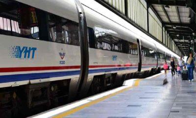 Ankara-Sivas hızlı treni Haziran'da hizmete giriyor