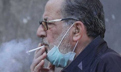 Araştırma: Sigara içenler arasında Covid-19'a yakalanma oranı daha az