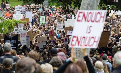 Avustralya tarihinin en büyük kadın ayaklanması: Cinsel saldırıları ve tacizleri durdurun