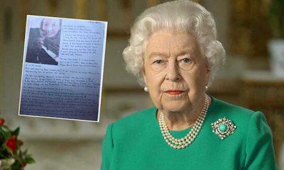 Aydın'da 5. sınıf öğrencisi Bade'nin Kraliçe Elizabeth'e yazdığı mektuba Windsor Sarayı'ndan yanıt