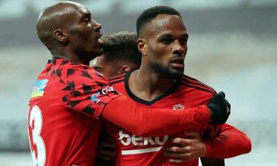 Başakşehir'i uzatmalarda mağlup eden Beşiktaş Ziraat Türkiye Kupası'nda ilk finalist oldu
