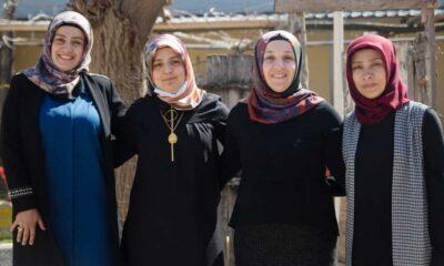 Bu köyü 2 yıldır kadınlar yönetiyor: Muhtarlık maaşı alıp oturmak yerine sorunları çözdük