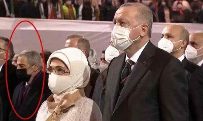 Berat Albayrak'ın yerine babası Sadık Albayrak AKP kongresine katıldı