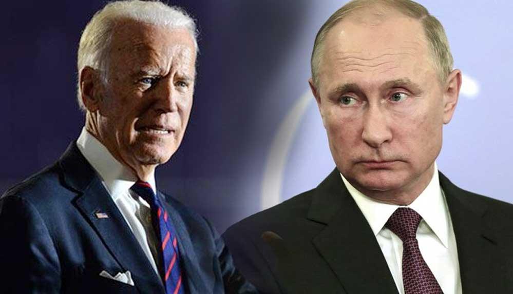 Biden: Putin bir katil; ABD seçimlerine müdahale ettiği için bedel ödeyecek