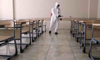 Valilik açıkladı: Covid-19 vakalı okullar karantina için kapatılacak