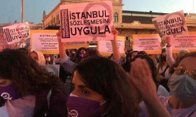 'Büyük kadın buluşması' 6 Mart'ta Kadıköy'de