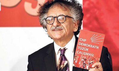 CHP, Bedri Baykam öncülüğünde 'Demokratik Dijital Devrim' tüzüğünü açıkladı