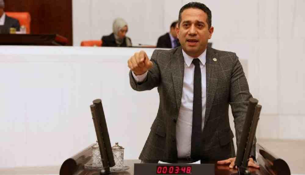 """CHP'li Başarır: """"Devletin hakimi, müteahhidin ofisine gider mi?"""""""