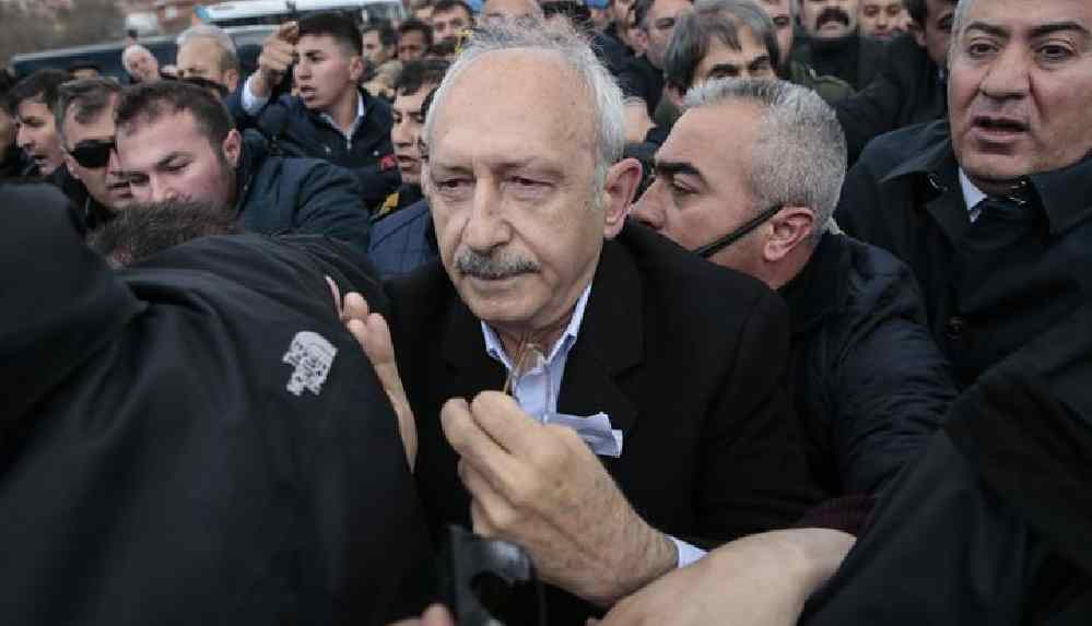 CHP'li Özkoç: Bu olayın en büyük azmettiricisi İçişleri Bakanı Süleyman Soylu'dur