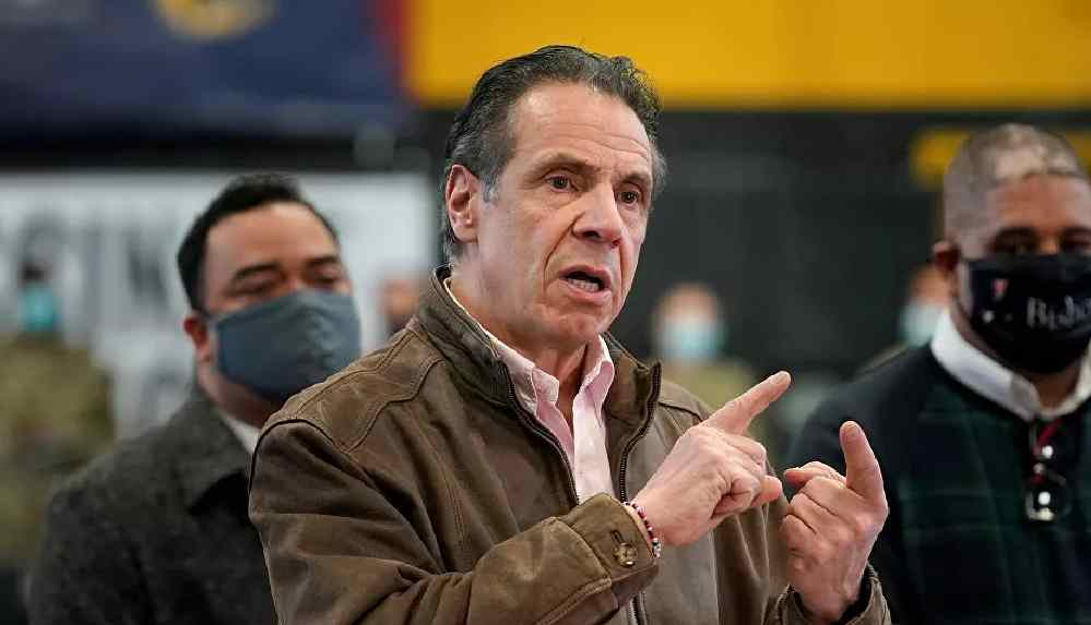 Cinsel tacizle suçlanan New York Valisi Cuomo'dan özür