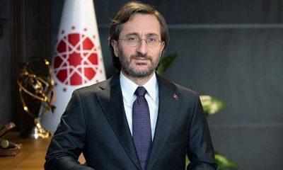 İletişim Başkanı Altun: Cumhurbaşkanlığı Hükümet Sistemi'ni tercih eden Türkiye, adeta bir devrim gerçekleştirmiştir