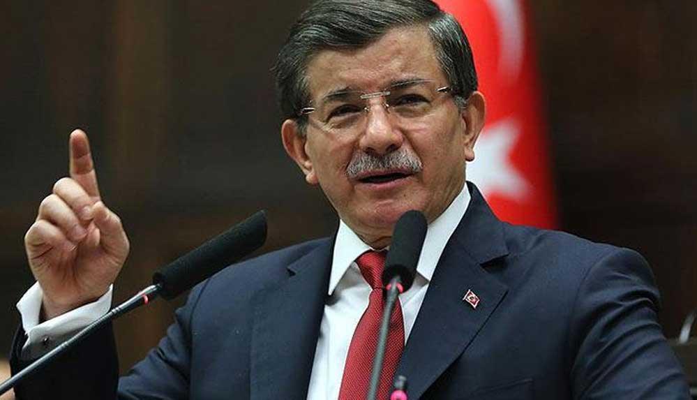 """Davutoğlu tepki gösterdi: """"Türkiye'yi 1990'ların girdabına sokmak istiyorlar"""""""