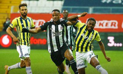 Dev derbide Beşiktaş ile Fenerbahçe yenişemedi, puanları paylaştı