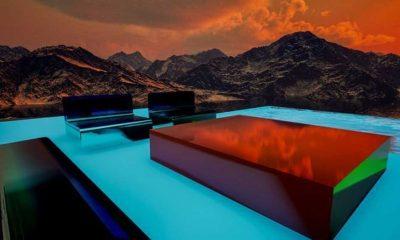 Dünyanın ilk dijital evi 'Mars House' 515 bin dolara satıldı